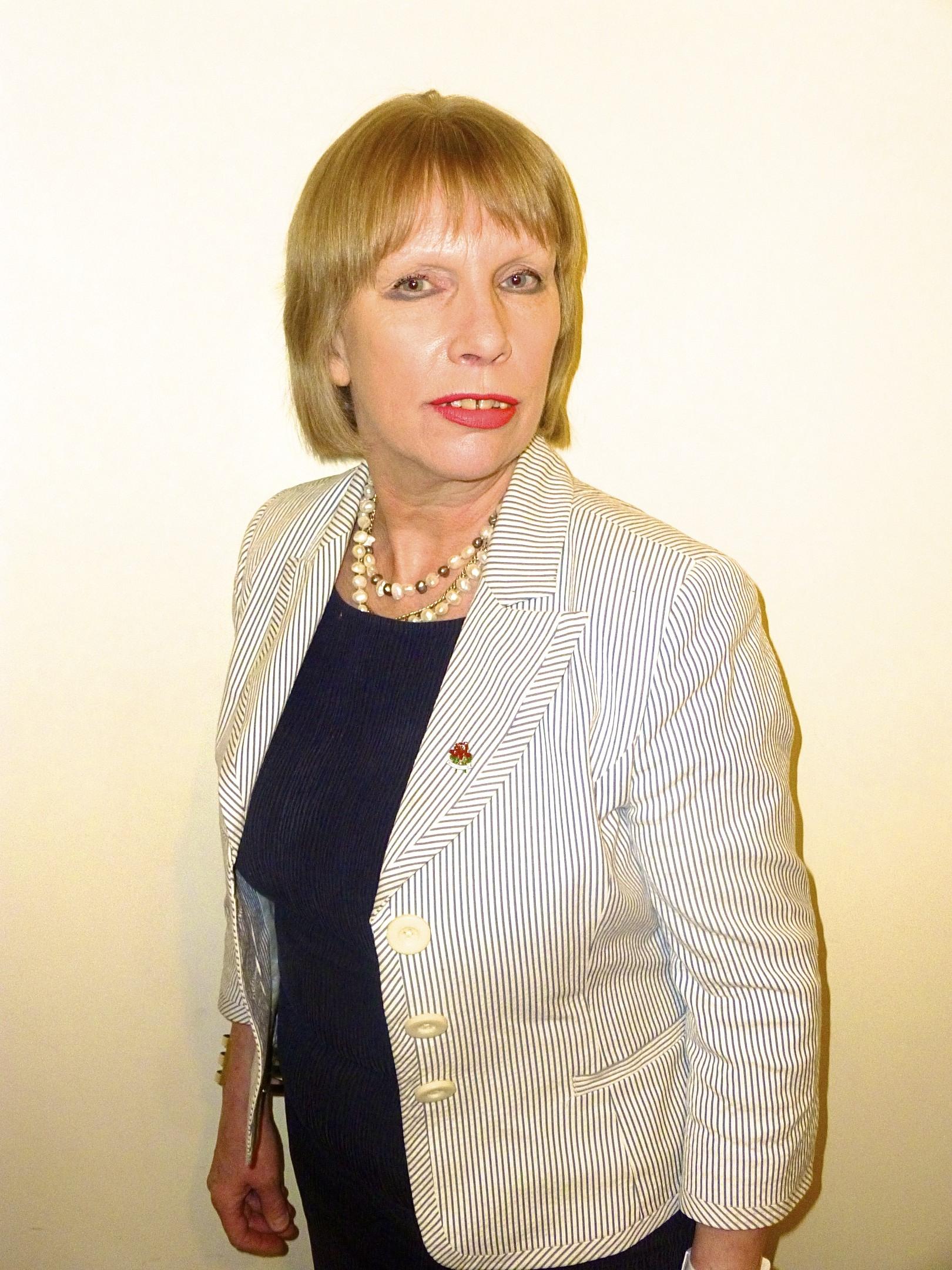 Helen Clark - Project Director