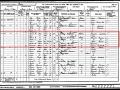 1901 - Day, Walter Sidney - 1901 Census - DBYRG13_3222_3223-0401