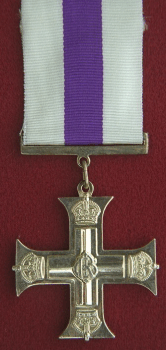 WW1 Gallantry Medal - Military Cross