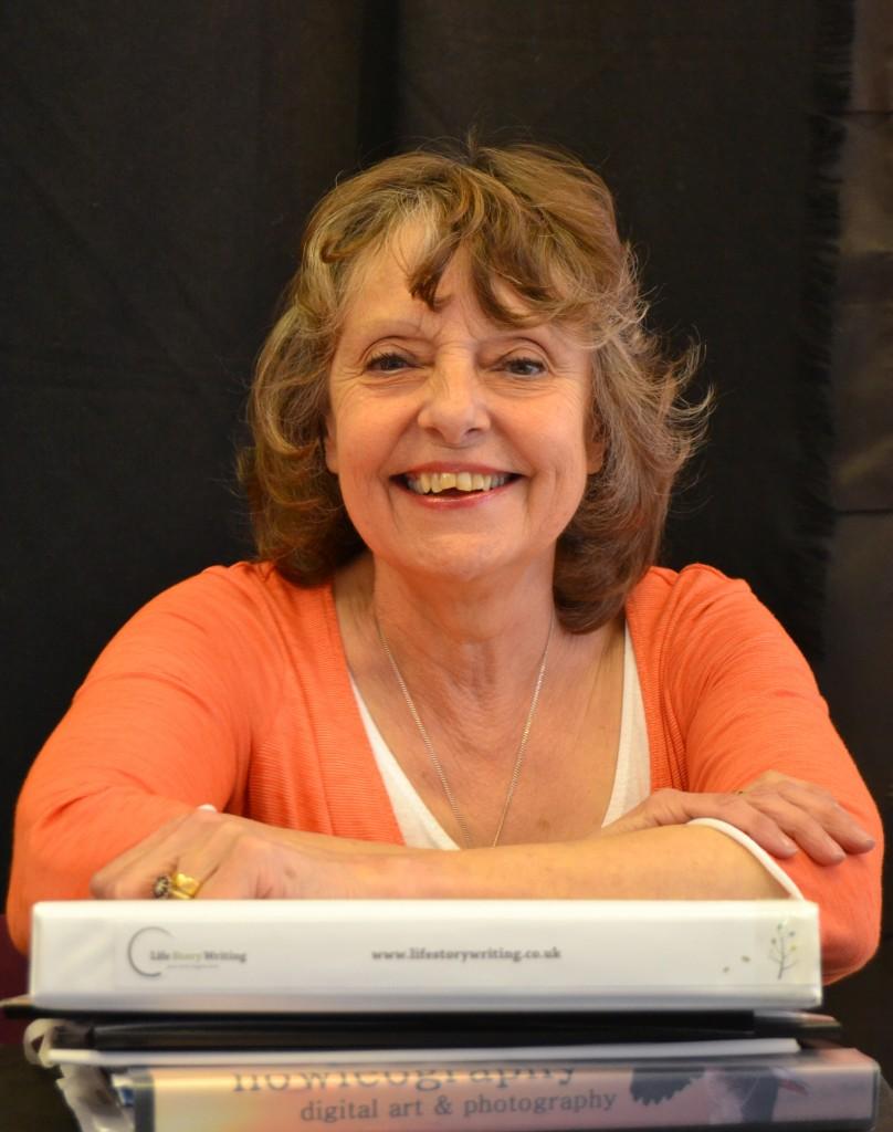 Author Chrissie Ha;;