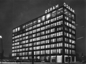 Osram building, Berlin , Head Office.