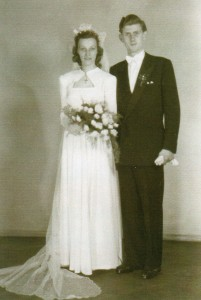 Walter and Anita Grenier
