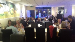 Help For Heroes Dinner - Diners
