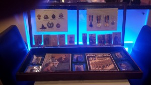 Help For Heroes Dinner - WW1 Display