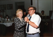 June dancing with Fred