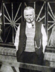 June's grandfather, George Fessey, 1944