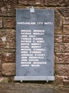 Castleisland Civil War Memorial