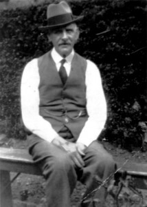 Lily's grandfather Joseph Harvey