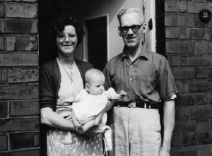 Ruth's Parents, Edna and Walt Wildey