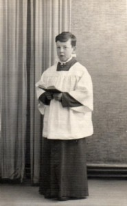 Roy Hooley - Head Choirboy